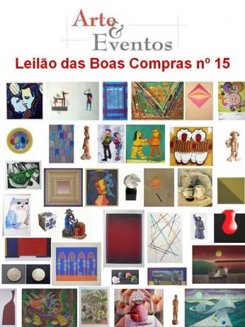 15º LEILÃO DAS BOAS COMPRAS