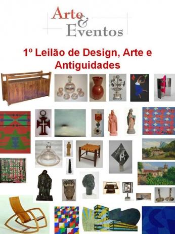 1º Leilão de Design, Arte e Antiguidades