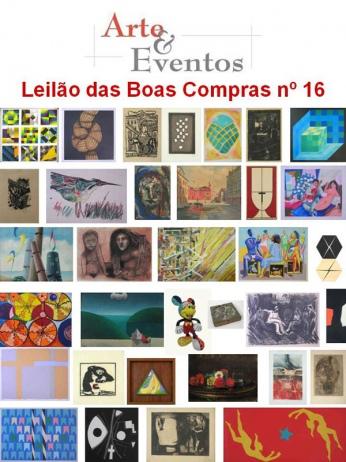 LEILÃO DAS BOAS COMPRAS Nº 16