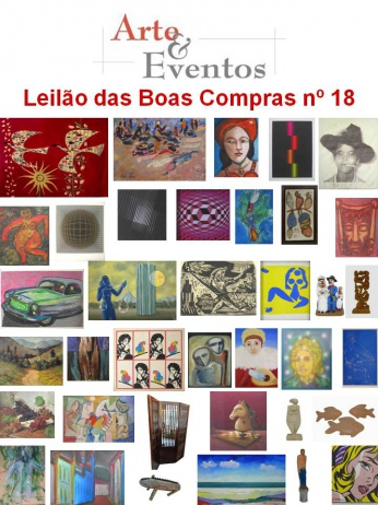 LEILÃO DAS BOAS COMPRAS Nº 18