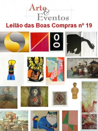 LEILÃO DAS BOAS COMPRAS Nº 19