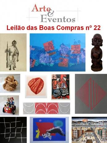 LEILÃO DAS BOAS COMPRAS Nº 22