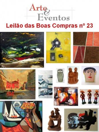 LEILÃO DAS BOAS COMPRAS Nº 23