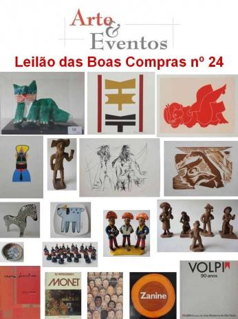 LEILÃO DAS BOAS COMPRAS Nº 24