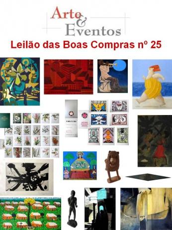 LEILÃO DAS BOAS COMPRAS Nº 25