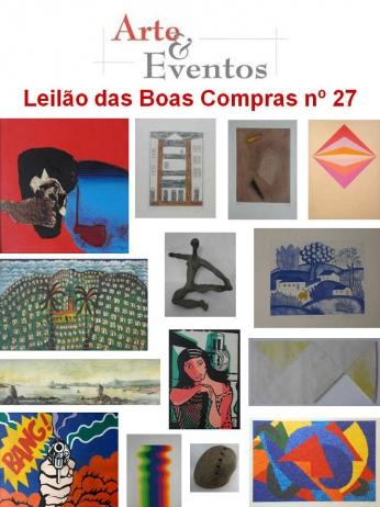 LEILÃO DAS BOAS COMPRAS Nº 27