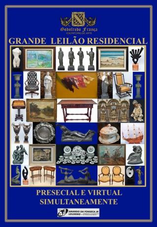 GRANDE LEILÃO RESIDENCIAL - OUT/2014