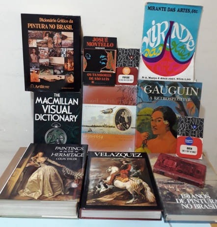 VIGÉSIMO TERCEIRO LEILÃO DE LIVROS RAROS,  ARTIGOS COLECIONÁVEIS, DISCOS DE VINIL, GRAVURAS