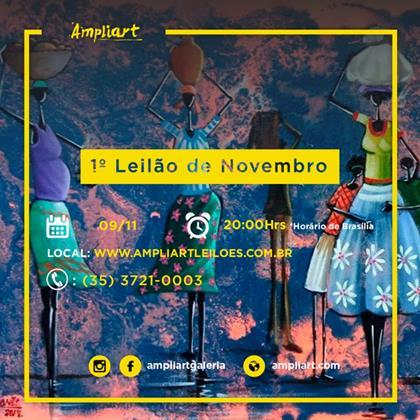 1º Leilão de Novembro