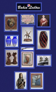 25º Leilão com Quadros, Móveis e Antiguidades