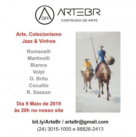 Arte  / Jazz  / Livros / Colecionismo