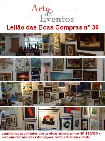 LEILÃO DAS BOAS COMPRAS nº 36