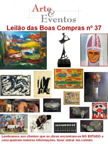 LEILÃO DAS BOAS COMPRAS nº 37