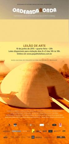 LEILAO DE ARTE ONDEANDAAONDA