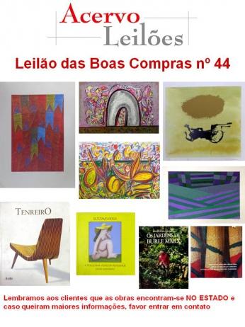 LEILÃO DAS BOAS COMPRAS nº 44