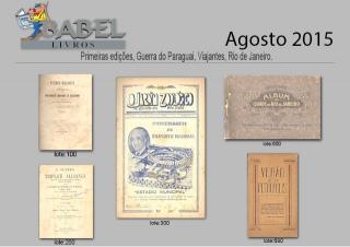 BABEL 74º LEILÃO DE LIVROS, DOCUMENTOS RAROS E CURIOSIDADES - BIBLIOTECA ELYSIO BELCHIOR