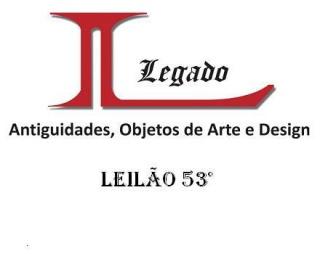 53º LEILÃO de ANTIGUIDADES, OBJETOS de ARTE e DESIGN - 09 DE SETEMBRO DE 2015