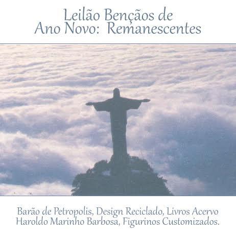 LEILÃO BENÇÃOS DE ANO NOVO - REMANESCENTES