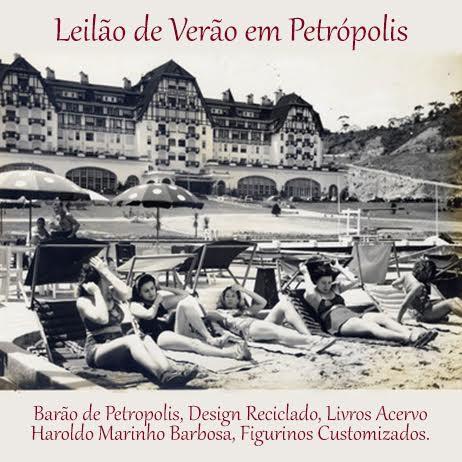 LEILÃO DE VERÃO EM PETRÓPOLIS