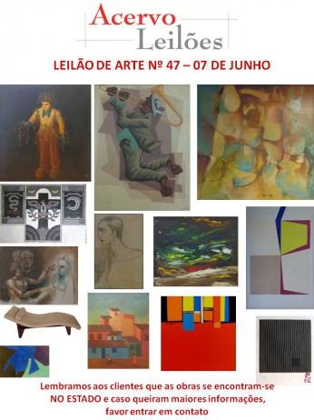 LEILÃO DAS BOAS COMPRAS Nº 56 - 07/06/2016