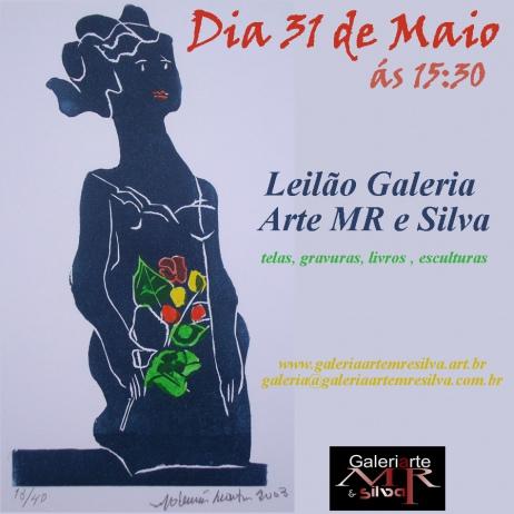GALERIA ARTE MR E SILVA TEL 11 20517192