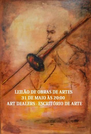 LEILÃO DE OBRAS DE ARTE E ANTIGUIDADES