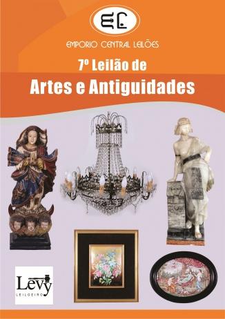 EMPÓRIO CENTRAL - LEILÃO DE ARTE E ANTIGUIDADES - TEL: (21) 3641-3098 | (21) 3726-0078 / 3726-0078