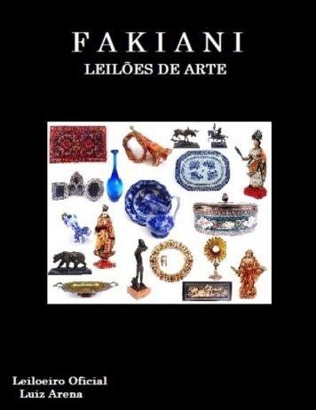 LEILÃO ARTES E ANTIGUIDADES