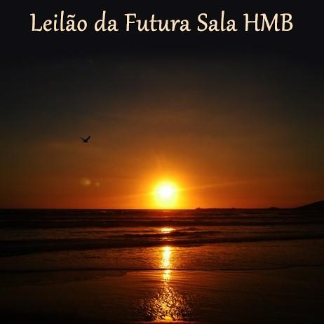 LEILÃO DA FUTURA SALA HMB