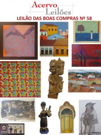 LEILÃO DAS BOAS COMPRAS Nº 58 - 06/10/2016