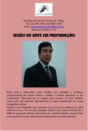 LEILOEIRO PUBLICO - CARLUCIO LEITE