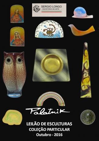 PALATNIK - LEILÃO DE ESCULTURAS (Coleção Particular)