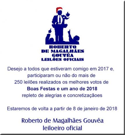 2º. LEILÃO DE LIVROS RAROS - 10/12/206