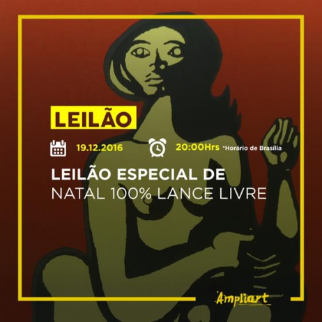 LEILÃO ESPECIAL DE NATAL 100% LANCE LIVRE