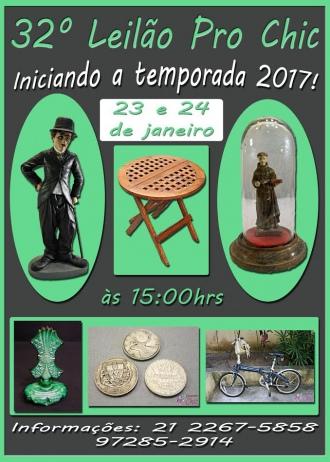 32 LEILÃO PRO CHIC - INICIANDO A TEMPORADA 2017
