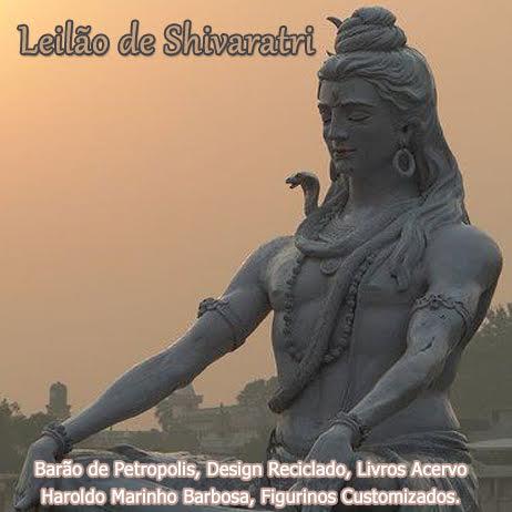 LEILÃO DE SHIVARATRI