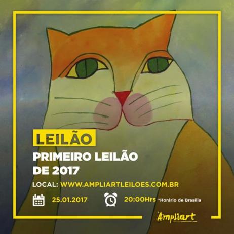 PRIMEIRO LEILÃO DE 2017