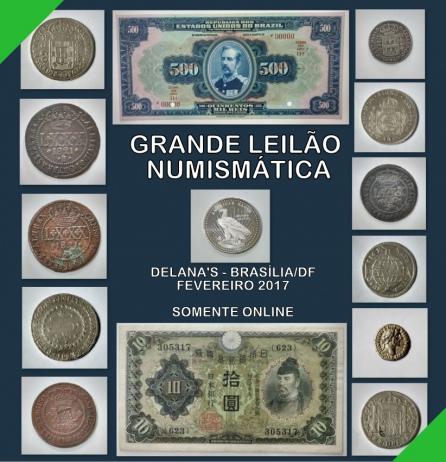 LEILÃO FEVEREIRO 2017 - DELANAS   BRASÍLIA-DF