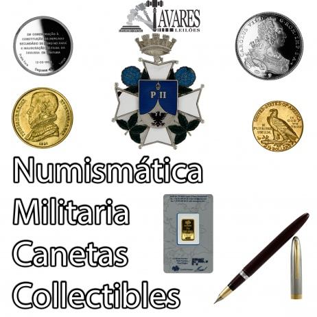 Leilão Numismática & Colecionismo 01