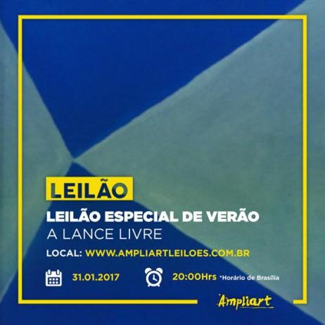 LEILAO ESPECIAL DE VERÃO A LANCE LIVRE