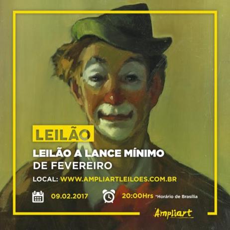 LEILÃO A LANCE MINIMO DE FEVEREIRO