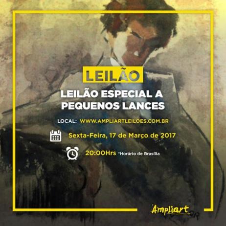 LEILÃO ESPECIAL A pequenos LANCES