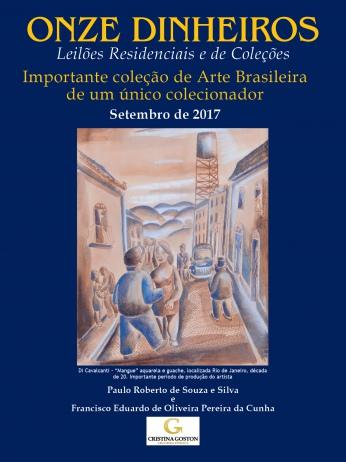 GRANDE LEILÃO DE SETEMBRO DE IMPORTANTE COLEÇÃO DE ARTE BRASILEIRA DE UM ÚNICO COLECIONADOR