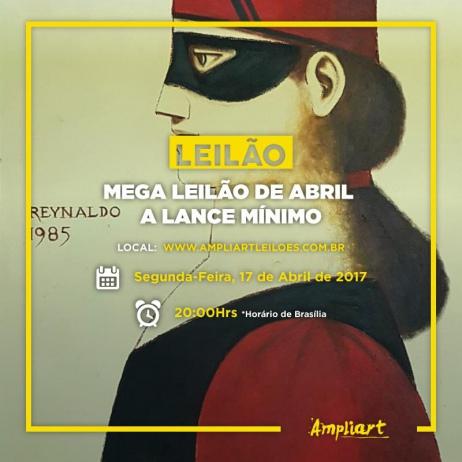 Mega Leilão de Abril a Lance Mínimo