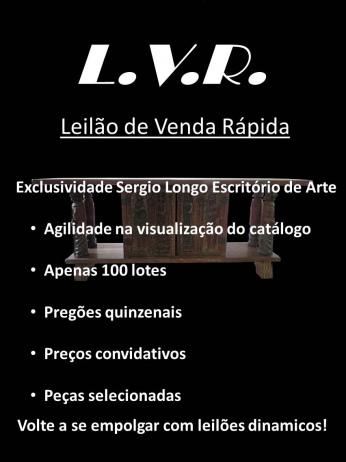 L.V.R. - LEILÃO DE VENDA RÁPIDA - ABRIL 2017