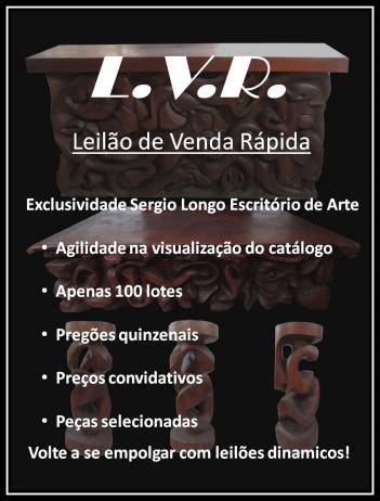 L.V.R. - LEILÃO DE VENDA RÁPIDA - MAIO 2017