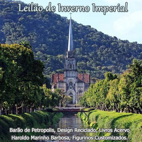 LEILÃO DE INVERNO IMPERIAL