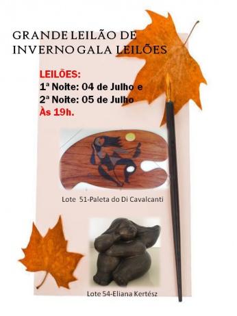 GRANDE LEILÃO DE INVERNO DA  GALA LEILÕES