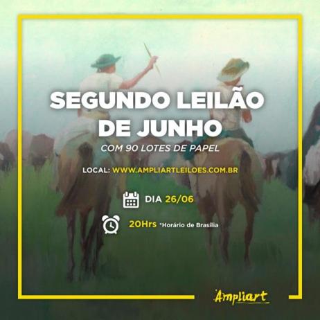 SEGUNDO LEILÃO DE JUNHO
