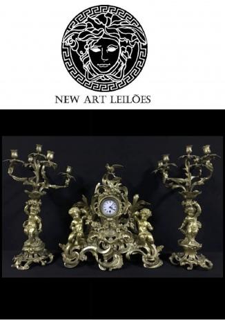 NEW ART LEILÕES - ESPECIAL DE AGOSTO